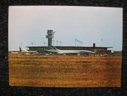 AEROPORTO/AIRPORT ROMA FIUMICINO CONCORDE  AIR FRANCE - Aerodrome