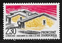 ANDORRE FRANCAIS N° 395 - 1990  - NEUF - French Andorra