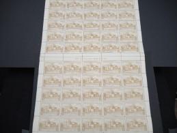 ESPAGNE - N° 56 PA - 1 Feuille De 50 Exemplaires  - Luxe - Lot N° 3652 - Luftpost