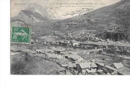 73  -  CPA  De  St  MICHEL  De  MAURIENNE   ( Alt . 711 M )  -  Vue  Générale  ( Vue  Sud-Est )  En  1910 - Saint Michel De Maurienne