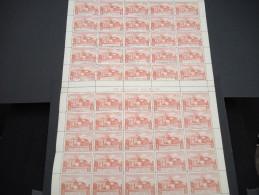 ESPAGNE - N° 57 PA - 1 Feuille De 50 Exemplaires  - Luxe - Lot N° 3656 - Luftpost