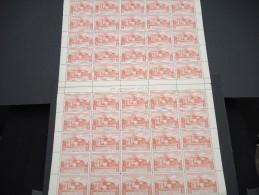 ESPAGNE - N° 57 PA - 1 Feuille De 50 Exemplaires  - Luxe - Lot N° 3657 - Luftpost