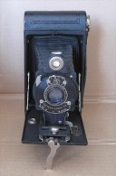 KODAK FOLDING HAWK-EYE N°2A MODEL B - Cameras