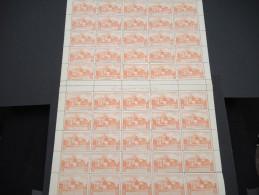 ESPAGNE - N° 56 PA - 1 Feuille De 50 Exemplaires  - Luxe - Lot N° 3658 - Luftpost