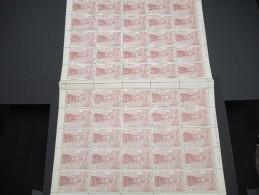 ESPAGNE - N° 445 - 1 Feuille De 50 Exemplaires  - Luxe - Lot N° 3662 - Luftpost