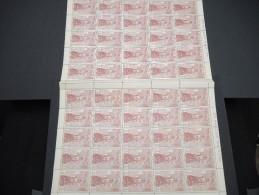 ESPAGNE - N° 445 - 1 Feuille De 50 Exemplaires  - Luxe - Lot N° 3664 - Luftpost