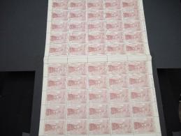 ESPAGNE - N° 445 - 1 Feuille De 50 Exemplaires  - Luxe - Lot N° 3667 - Luftpost