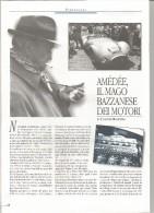 Gordini Amedeo, Bazzano, Bologna, Pilota E Costruttore, Padre Dell'automobilismo Da Competizione Francese - Automobile - F1