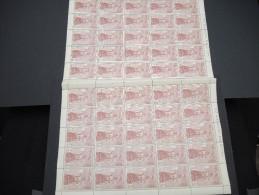 ESPAGNE - N° 445 - 1 Feuille De 50 Exemplaires  - Luxe - Lot N° 3669 - Luftpost
