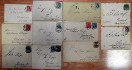 Lot Deutsches Reich Briefe