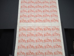 ESPAGNE - N° 56 PA - 1 Feuille De 50 Exemplaires  - Luxe - Lot N° 3681 - Luftpost