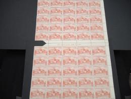 ESPAGNE - N° 56 PA - 1 Feuille De 50 Exemplaires  - Luxe - Lot N° 3683 - Luftpost