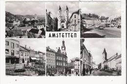 AMSTETTEN 2880  (CARTE 6 VUES) - Amstetten