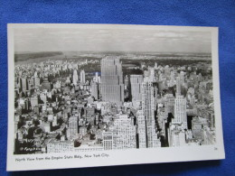 North View From The Empire State Bldg., New York City. Alfred Mainzer 26. Voyage 1946. - Multi-vues, Vues Panoramiques