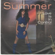 Donna Summer  : Love Is On Control   / Sometimes Like Butterflies / WB Records 79.302 - Disco, Pop