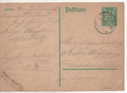 Nr. 3943, Ganzsache Deutsches Reich,  Lippborg - Covers