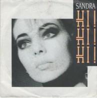 Sandra  : Hi Hi Hi  /  You `ll Be Mine - Virgin 108 495 - Disco & Pop