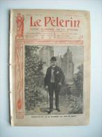 LE PELERIN 1519 De 1906.SANGLANTE PRISE D'ASSAUT EGLISE GROS-CAILLOU A PARIS. SAINT-OMER. CHRISTIAN IX, ROI DANEMARK... - 1900 - 1949