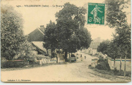 DEP 36 VILLEGOUIN LE BOURG - France