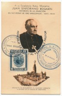PARAGUAY - Carte Maximum - Monseigneur Juan Sinforiano BOGARIN - 1948 - Paraguay