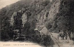 89 Avallon, Vallee Du Cousin, Route De Meluzien - Avallon