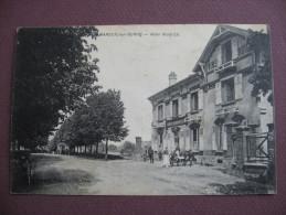 CPA 60 MAREUIL SUR OURCQ Hotel Nord Est RARE & ANIMEE 1925 Canton BETZ - Otros Municipios