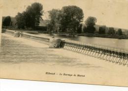 ELBEUF - Le Barrage De Martot - Elbeuf