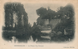 BOURDEILLES - La Drone Et Les Terrasses - France