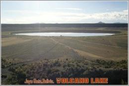 Jayu Quta,Bolivia. Volcano Lake Postage Card 3268-16 - Postkaarten