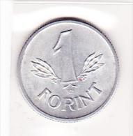 Ungarn Hungary Hongrie - 1 Forint -  1988 - Hungary