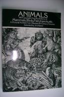 M#0A23 Jim Harter ANIMALS Illustration Dover Publications Inc.Ed.1979/MAMMIFERI, UCCELLI, PESCI, INSETTI, ETC - Animali Da Compagnia