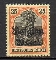 Belgien - Belgique - 1916 - Michel N° 17 ** - Occupazione 1914 – 18