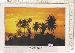 PO0314D# TANZANIA - PIANTAGIONI DI COCCO  VG 2001 - Tanzania