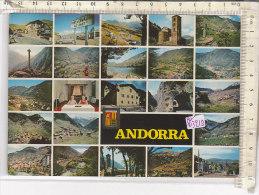 PO0322D# ANDORRA - PORT D'ENVALIRA - VALS D'ANDORRA  VG 1971 - Andorra