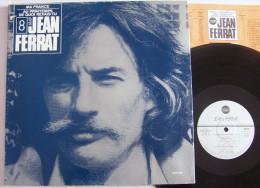 Jean FERRAT LP Disque Original TEMEY N° 8 Ma France M / M Etat Neuf - New Age