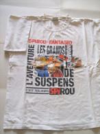T SHIRT SPIROU et FANTASIO MLP tee shirt - Taille 16 ans
