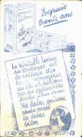 -BUVARD- Jaunissement - Lessive Des Ondines - Produits Ménagers