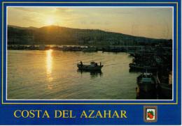 COSTA DEL  AZAHAR        (VIAGGIATA) - Spagna