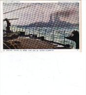 L Angleterre Prete A Frappe Marine Royal Navy Le Barham Meme Type Que Queen Elizabeth - Guerra 1914-18