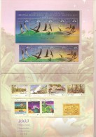 Christmas Island 1993 Yvertn° 387-399 Et Bloc 9 *** MNH Cote 39,50 Euro Year Pack Faune Flore - Christmas Island