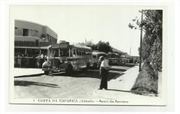 PORTUGAL  - Costa Da Caparica ( Almada ) - Partida Dos Autocarros - Setúbal