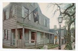 Cpsm - The Pirate House (famous Restaurant) - Savannah - Georgia - USA - (9x14 Cm) - Savannah