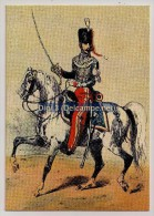 Militaria, Uniformes, 1859, France, Officier Des Chasseurs (Garde Impériale), Bataille De Solferino, Neuve - Regiments