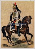 Militaria, Uniformes, 1859, France, Officier Des Cuirassiers (Garde Impériale), Bataille De Solferino, Neuve - Regiments