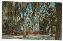 Cpsm - Holy Trinity - Grahamville - Near Ridgeland - South Carolina - USA - (9x14 Cm) - Etats-Unis