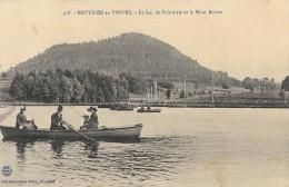 Bruyères-en-Vosges - Le Lac De Pointhaie Et Le Mont Avison - Edition Guerre Briot - Bruyeres