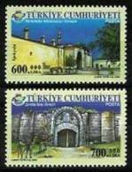2004 TURKEY CULTURAL ASSETS - SILKROAD MNH ** - 1921-... Repubblica
