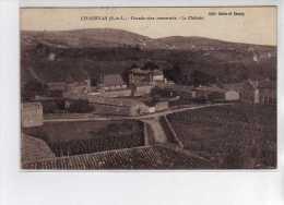 CHASSELAS - Le Château - Très Bon état - Otros Municipios