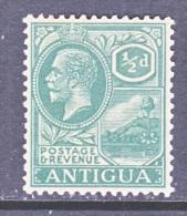 ANTIGUA  42  *   Wmk 4 - Antigua & Barbuda (...-1981)