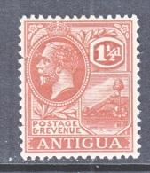 ANTIGUA  47   *   Wmk 4 - Antigua & Barbuda (...-1981)